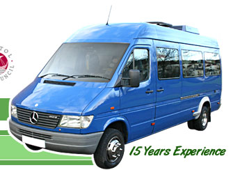 16 Seater Mini Bus